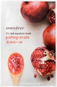 Innisfree It's Real Squeeze Mask Pomegranate Маска для лица с гранатовым соком