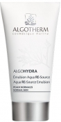 Algotherm Algohydra Aqua Re-Source Emulsion Ресурс Аква-эмульсия