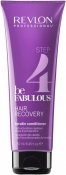 Revlon Professional Be Fabulous Hair Recovery Step 4 Keratin Conditioner Кондиционер с кератином шаг 4