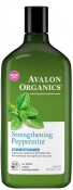 Avalon Organics Peppermint Strengthening Conditioner Кондиционер Мята
