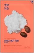 Holika Holika Pure Essence Mask Sheet Shea Butter Питающая тканевая маска Ши