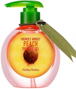 Holika Holika Farmer's Market Peach Shower Gel Гель для душа с персиком