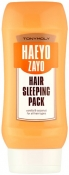 Tony Moly Haeyo Zayo Hair Sleeping Pack Восстанавливающая ночная маска для волос