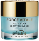 Swiss Line Force Vitale Aqua-Vitale De-Puffing Eye Gel Гель для глаз Живая Вода