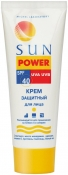 Michel Laboratory Sun Power Face Cream SPF40 Крем защитный для лица SPF40