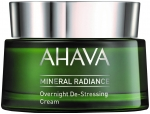 Ahava Mineral Radiance Overnight De-Stressing Cream Минеральный ночной крем
