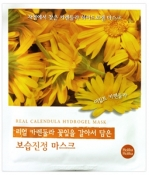 Holika Holika Found From Nature Calendula Hydrogel Mask Гидрогелевая маска с календулой