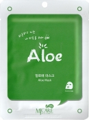 Mijin Care on Aloe Mask Pack Тканевая маска с экстрактом алое