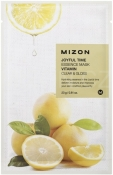Mizon Joyful Time Essence Mask Vitamin C Тканевая маска для лица с витамином C