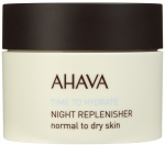 Ahava Time to Hydrate Night Replenisher Normal to Dry Skin Ночной крем