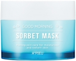 A'pieu Good Morning Sorbet Mask Утренняя маска-сорбет