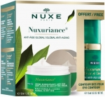 Nuxe Nuxuriance Clobal Anti-Aging (Creme Jour 50ml, Eyes and Lips 15ml) Нюксурьянс Набор