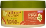Alba Botanica Hawaiian Body Cream Rejuvenating Papaya Mango Крем для тела Манго и Папайя
