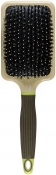 Macadamia Paddle Cushion Brush with Boar Bristles Щетка плоская