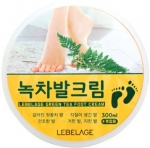 Lebelage Green Tea Foot Cream Крем для ног с экстрактом зеленого чая