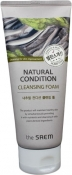 The Saem Natural Condition Cleansing Foam Purifying Пенка очищающая