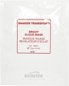 Swiss Line Shaker Transform Bright Cloud-Mask Маска-мусс Белое Облако