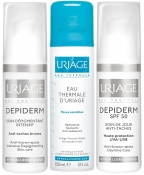 Uriage Depiderm Set Набор Депидерм