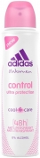 Adidas Cool & Care 48h Control Ultra Protection Antiperspitant for Women Антиперспирант женский ультразащита