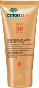 Nuxe Sun Delicious Cream for Face High Protection SPF30 Солнцезащитный крем для лица SPF30