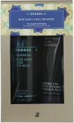Korres Blue Sage, Lime and Fir Wood Gift Set Набор Шалфей, липа и ель