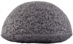 The Konjac Sponge Company Premium Gentlemen's Sponge with Bamboo Charcoal Спонж для лица с древесным углем
