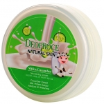 Deoproce Natural Skin Nourishing Cream Milk Cucumber Крем двойного действия
