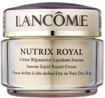 Lancome Nutrix Royal Intense Lipid Repair Cream Dry to Very Dry Skin Питательный крем