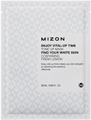 Mizon Enjoy Vital Up Time Tone Up Mask Осветляющая тканевая маска для лица