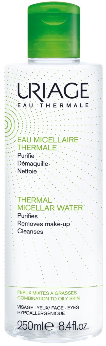 Мицеллярная вода для жирной и комбинированной кожи
