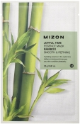 Mizon Joyful Time Essence Mask Bamboo Маска для лица с экстрактом бамбука