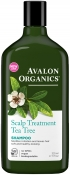 Avalon Organics Tea Tree Scalp Treatment Shampoo Шампунь Чайное дерево