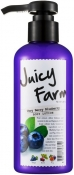 Missha Juicy Farm Body Lotion Very Berry Blueberry Лосьон для тела Черника