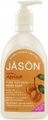 Jason Glowing Apricot Hand Soap Жидкое мыло для рук Абрикос