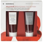"Korres Wild Rose Brightening Collection Gift Set Набор ""Дикая Роза"""