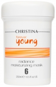 Christina Forever Young Radiance Moisturizing Mask (Step 6) Увлажняющая маска Сияние (Шаг 6)