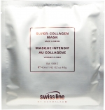 Swiss Line Super-Collagen Mask Маска для лица и шеи Супер Коллаген