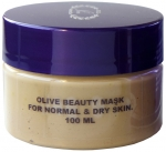 N.O.I. Cosmetics IL Favorito Olive Beauty Mask for Normal & Dry Skin Маска красоты Олива