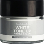 Lebelage White Tone Up Ampule Cream Ампульный крем выравнивающий тон лица
