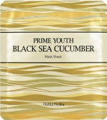 "Holika Holika Prime Youth Black Sea Cucumber Mask Sheet Гидрогелевая маска ""Прайм Йос"""