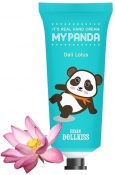 Baviphat Urban Dollkiss It's Real My Panda Hand Cream Deli Lotus Крем для рук Лотос