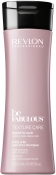 Revlon Professional Be Fabulous Texture Care Smooth Shampoo Дисциплинирующий шампунь
