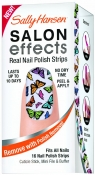 Sally Hansen Salon Effects Real Nail Polish Strips Fly with Me Набор для дизайна ногтей