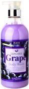 Lunaris Body Wash Grape Гель для душа с экстрактом винограда