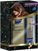 Phyto Phytokeratine Set (Ultra-Repairing Shampoo, Repairing Thermal Protectant Spray) Фитокератин Набор восстановление