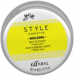 Kaaral Style Perfetto Molding Matte Paste Матовая моделирующая паста