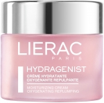 Lierac Hydragenist Moisturizing Cream Oxygenating Replumping Гидраженист Крем увлажняющий