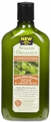 Avalon Organics Olive and Grape Seed Extra Moisturizing Fragrance Free Conditioner Кондиционер Олива и Виноград