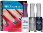 Orly French Kit Foil Набор лаков