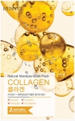 Eunyul Natural Moisture Mask Pack Collagen Тканевая маска для лица с коллагеном
